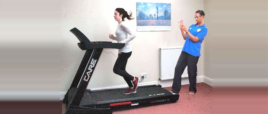 Ealing Physiotherapy Running Clinic