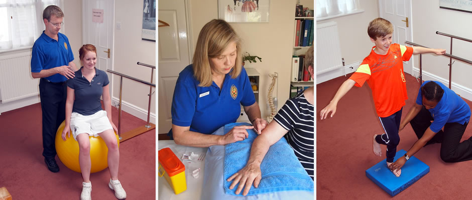 Ann McLaughlin Physiotherapy Practice Treatments